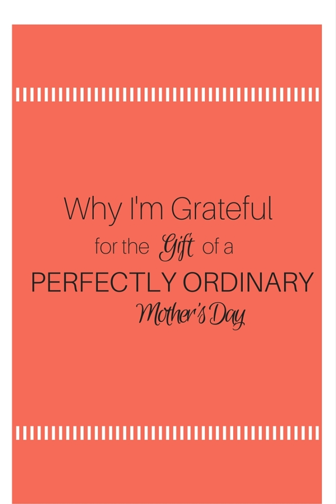 Why I'm Grateful